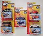 8 lot Matchbox 60th Anniversary Globe Travelers Best Of Moving Parts Lancer VW
