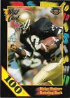 Ricky Watters Football Cards, Rookie Cards and Autographed Memorabilia Guide 28