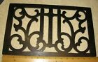 Nice Phonograph Gramophone Wood Wooden Replacement Grille Grill Stock Part d