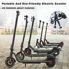 Electric Scooter Adult E Scooter TeensPortable Folding RechargeableHigh Speed