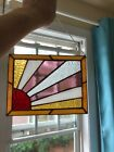 Sun Rays Stained Glass