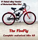 Motorized 26 Cruiser Bicycle Kit MoPed Motor Bike Do It Yourself + SAVE
