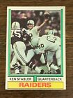 The Snake Enters the Hall of Fame! Top 10 Ken Stabler Football Cards 29