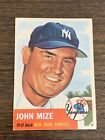 Johnny Mize Cards, Rookie Card and Autographed Memorabilia Guide 8