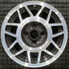 Volkswagen Cabriolet Convertibl Machined w Charcoal Pockets 14 inch OEM Wheel