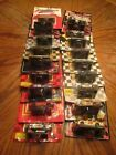 RACING CHAMPIONS NASCAR 164 SCALE DIE CAST LOT OF 18