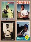 Willie Mays Baseball Cards: Rookie Cards Checklist and Buying Guide 18
