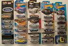 Hot Wheels 1999 2018 Mustang Lot of 26 Different All Listed