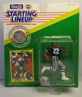 1991  EMMITT SMITH - Starting Lineup (SLU) Football Figure - DALLAS COWBOYS (B)