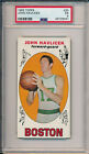 John Havlicek Rookie Card Guide and Checklist 8
