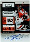 Panini Releases 2010-11 Playoff Contenders Hockey Rookie Short Prints 19