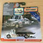 Match Box Loading Vehicle Duraster Transporter With Gimmick