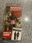Neca Apollo Creed Battle Damaged Action Figure From The Original Rocky Movie