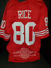 Jerry Rice Rookie Card and Autograph Memorabilia Guide 43