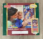 Fisher Price Little People Nativity Advent Calendar Christmas 2012 NEW