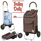 Dbest Products Trolley Dolly Shopping Grocery Foldable Cart