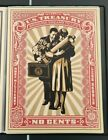 Proud Parents by Shepard Fairey Signed AP Obey Screen Print Poster 2007