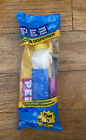 RARE Vintage Blue Stem Jack In The Box Promo Pez MIB Bag With Candy