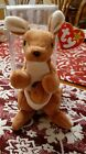1996 Pouch beanie baby. *Rare* Tag Errors & P.V.C Pellets & With Swing Tags.