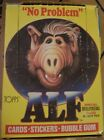 1987 Topps Alf TV Show Trading Cards Box Unopened Wax Packs