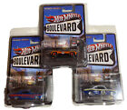 Hot Wheels Boulevard UNDERDOGSPORSCHE 914 6 VAIRY 8 64 FORD FALCON SPRINT