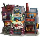 LEMAX Spooky Town Village - HIDEOUS HARRY'S TOY FACTORY * Sights & Sounds