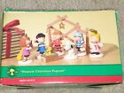 Dept 56 Peanuts Christmas Pageant Nativity Set of 8 Figures 802162NEW IN BOX