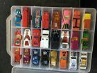 Lot Of 48 Matchbox Lesney Super Fast Cars Plus Case