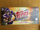 2013 Topps Football Complete Set with 5 Exclusive Rookie Cards - SEALED