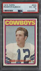 1972 Topps Football Cards 25