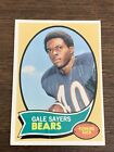 Gale Sayers Cards, Rookie Card and Autographed Memorabilia Guide 11