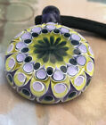 Hand Blown Glass Pendant