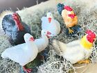 Animal Figurines Nativity Scene Set 6 Animales para Pesebre Nacimiento LARGE