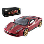 Ferrari 458 Italia Elite China Edition 1 18 Diecast Car Model by Hotwheels BC