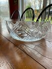 Tiffany  Co Crystal Glass large Bowl 10 1 2d 4 1 8h