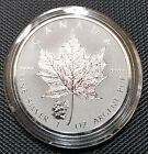 2016 Canadian Silver Maple Leaf Reverse Proof Panda Privy BU 9999 Free Shipping