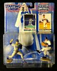 1997 Hideo Nomo / Don Drysdale (Dodgers) Classic Double - Starting Lineup