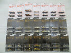 HOT WHEELS 50th 51st 52nd ANNIVERSARY 6 SETS 67 CAMARO CHASE SATIN BLACK GOLD