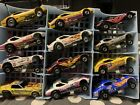 hot wheels funnycar lot BlackWall Mustang Corvette Pepsi Army Cal Custom Snake