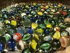 Collection Of Old Marbles