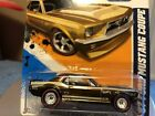 2012 Hot Wheels 67 Ford Mustang Coupe Super Treasure Hunt Factory Sealed