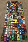 Hot Wheels Lot of 100 Loose 2015 2019 Diecast Plastic Toy Cars Gift Set 1 64