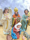 Christmas Nativity set 8Nacimiento Navideo Nacimiento De Nio Jesus Large