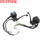 Brake Lever Side Control Switch For GY6 Moped Scooter 50cc 125cc LeftRight Hand