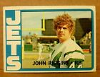 John Riggins Cards, Rookie Card and Autographed Memorabilia Guide 20