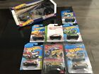 Hot Wheels 55 Chevy Bel Air Gasser Lot of 6 Cars and Diorama RLC legends Tour