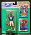 Starting Lineup 1993 Andre Reed of the Buffalo Bills - Mint - with 2 Cards