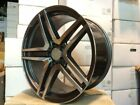 20 S65 STYLE AMG GUNMETAL RIMS WHEELS FITS MERCEDES BENZ CLS500 CLS550 CLS55