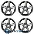 New 18 Replacement Wheels Rims for Volvo C30 S40 V50 C70 2004 2013 Set Machi