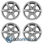 New 17 Replacement Wheels Rims for Mercedes C230 C350 2007 Set Silver